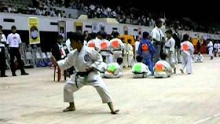 All India Seishinkai Shito-ryu Karate-do Federation KATA