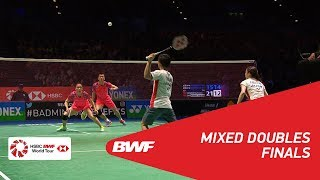 Download Video XD | WATANABE/HIGASHINO (JPN) vs ZHENG/HUANG (CHN) [5] | BWF 2018 MP3 3GP MP4