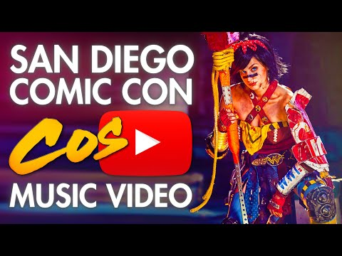 Cosplay - San Diego Comic Con - The biggest and best show for everything Comic, Film & Video related took place in July 2013. With some amazing cosplayers attending as...