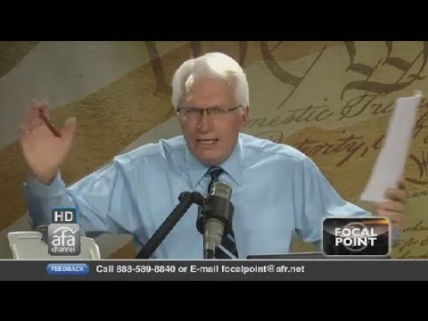 First Amendment Only Protects Christians%2C Says Bryan Fischer