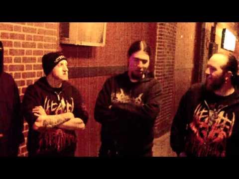 That Drummer Guy Interviews We Are Legion