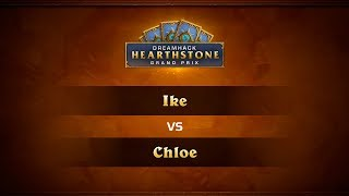 IKE vs chloe, game 1
