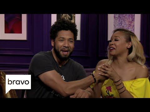 Kandi Koated Nights: Has Jussie Smollett Dated Women? (Season 1, Episode 3) | Bravo
