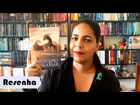 """Resenha do livro """"O Feiticeiro de Terramar"""" da Ursula K. Le Guin (Ciclo Terramar Livro 1)"""
