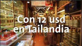 El mercado ma�s grande del mundo  Tailandia 13