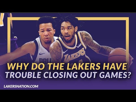 Video: Lakers-Mavs Post Game Discussion: Losing Late Leads, Foul Trouble, and Optimal Lineups