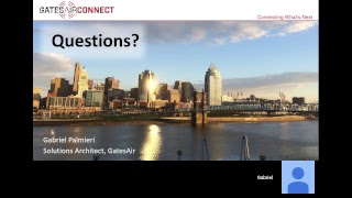 Transmisores de TV: Experimente la sencillez de uso   Español   GatesAir Connect Webinar