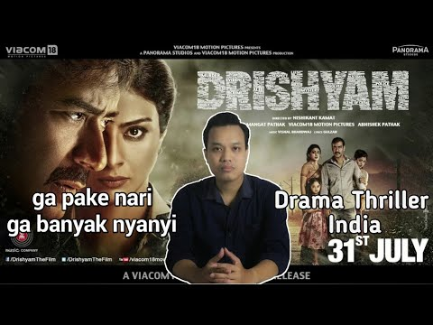 Review Film Drishyam Indonesia    #opinifilm