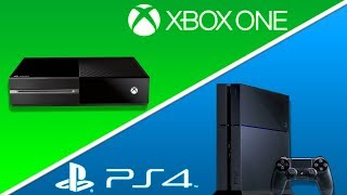Xbox One Vs PS4! Which Is Better In 2018?