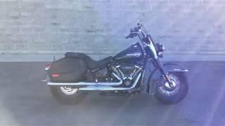 9. 2018 Harley-Davidson FLHCS Heritage Classic 114