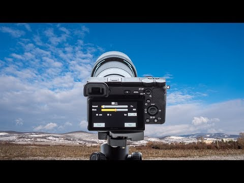 Free Timelapse App for Sony A6500 / A6300 / A6000 + Timelapse Tutorial (Works Great!)