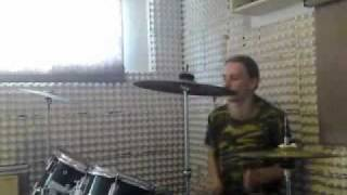 Video HellWay (on drums)