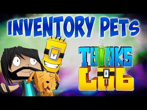 Minecraft :  Think's Lab Mods - Kevin's Premium Storage