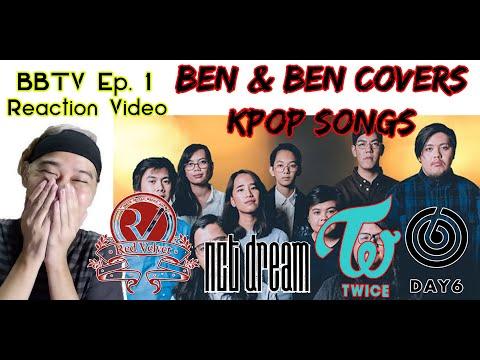 Ben&Ben kpop | BBTV Episode 1 Reaction Video