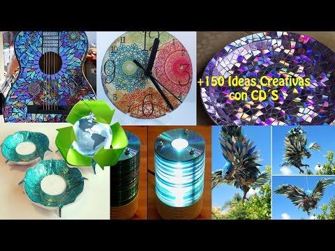bellissime idee per riciclare i vecchi cd