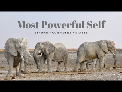 Build Mental & Emotional Strength (total Self Power) Guided Sleep Meditation + Affirmations