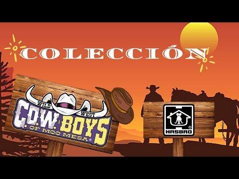 COWBOYS OF MOO MESA | COLECCIÓN DE FIGURAS | ACTION FIGURES COLLECTION