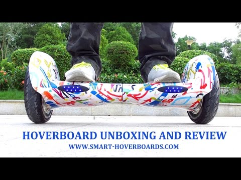 Hoverboard Unboxing and Review
