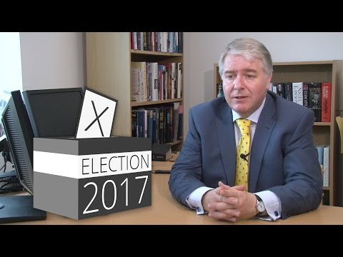 GE2017: A two-minute election message from Colin Hart