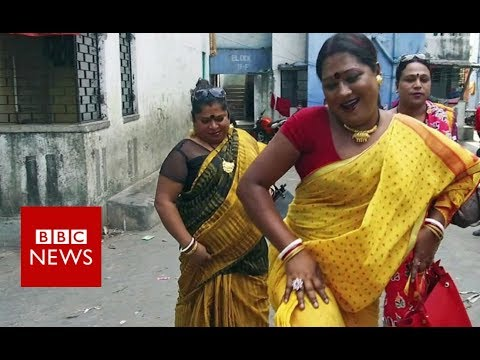 Transgender women in India: 'This is how we survive' - BBC News