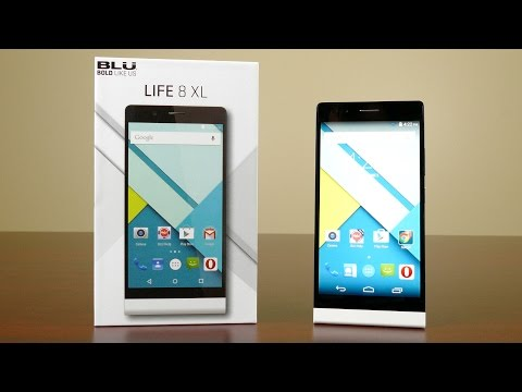 BLU Life 8 XL Unboxing & First Impressions