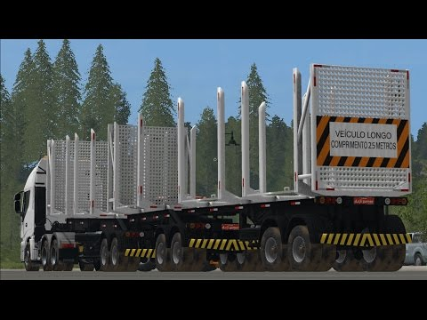 FOREST CARRIAGE Trailer v1.0