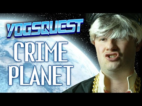 crime - Our adventure continues with us exploring a wretched hive of scum and villainy, a lawless planet populated by the toughest criminals in the galaxy. Early Episodes on Yogscast.com: http://www.yogs...