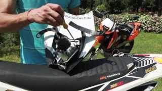 8. Enduro-Tech DUAL.5 KTM LED Headlight - INSTALLATION MANUAL EN