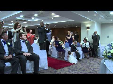 Mr & Mrs Oakley's Wedding Highlights - Oakley Court Windsor