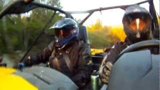 6. Test Drive Can Am Commander 1000 X 2012 - Shot 100% GoPro