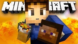 DESERT TEAM KILL! (Minecraft: Hunger Games with Woofless and Lachlan!)