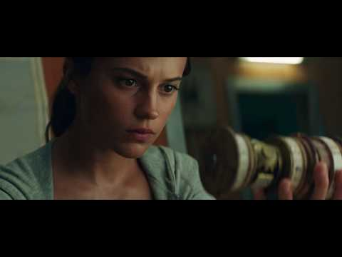 Tomb Rider - Adventure TV Spot