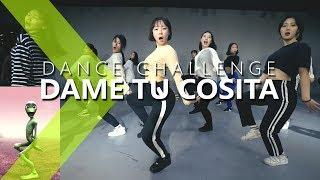 Video ' DAME TU COSITA ' DANCE CHALLENGE ! MP3, 3GP, MP4, WEBM, AVI, FLV Oktober 2018
