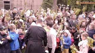 Вербна неділя в Сокалі