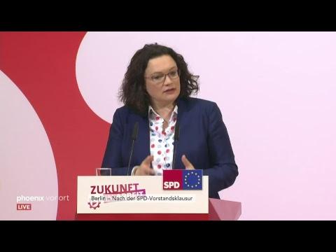 SPD-Jahresauftaktklausur: Vorstellung