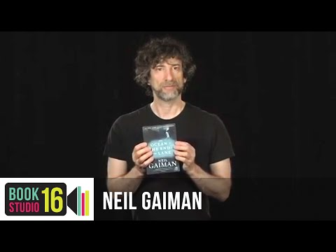 book - Author Neil Gaiman answers top book club questions about his #1 New York Times bestselling novel THE OCEAN AT THE END OF THE LANE.