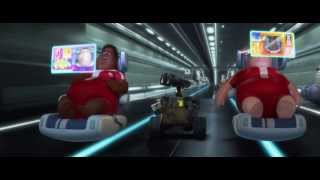 Fitless Humans (WALL·E)