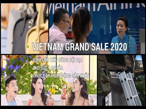 """Doanh nghiệp kích cầu hưởng ứng """"Tháng khuyến mại tập trung quốc gia 2020"""""""