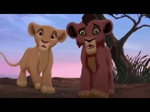 The Lion King 2 Simba's Pride Kiara Meets Kovu