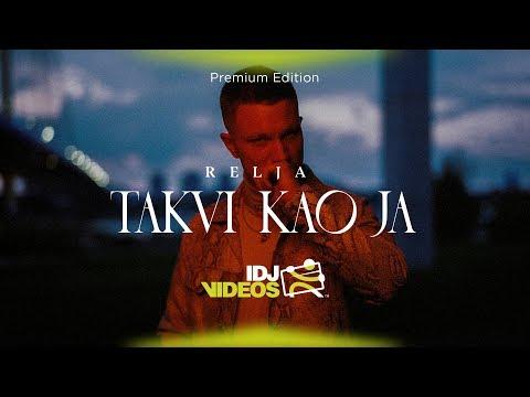 Takvi kao ja - Relja Popović - nova pesma, tekst pesme i tv spot