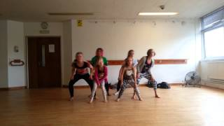 Burgess Hill United Kingdom  City new picture : Popdance UK - Burgess Hill Juniors ' Applause'