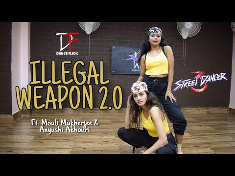 Illegal Weapon 2.0   Street Dancer 3   Varun Dhawan & Shraddha Kapoor   Dance Flick