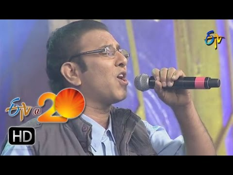 Vande-MataramSrinivas--Performance--Bandenaka-Bandi-Katti-Song-in-Sangareddi-ETV-20-Celebrations