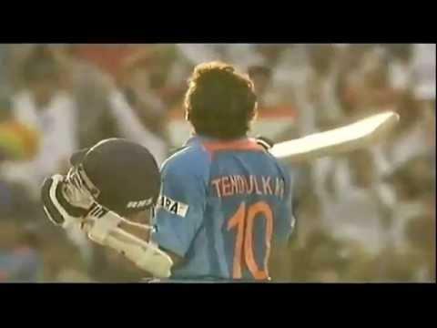 Sachin Tendulkar - The amazing video ever