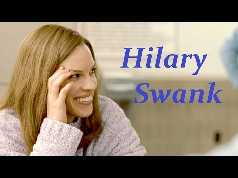 Hilary Swank - Best Movies Scenes Time-lapse Filmography