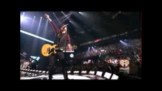 Green Day (Live) @ 2012 iHeartRadio Part 1