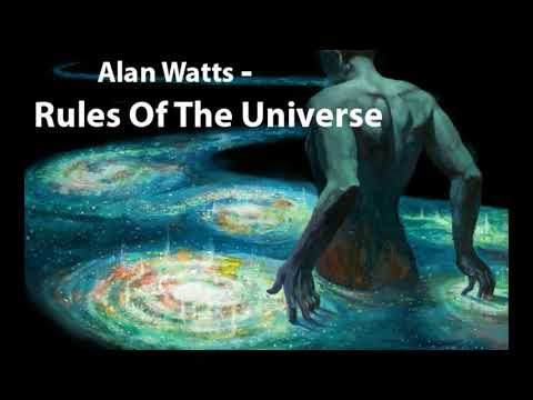 Alan Watts Audio: The Changing Rules of the Universe