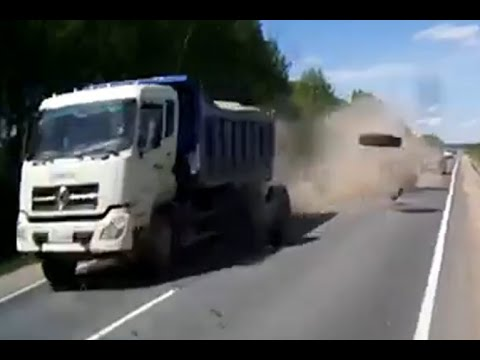 Truck Accidents Compilation 2014 (3)