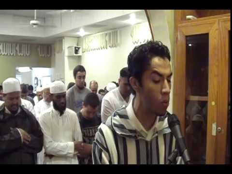 أجمل تلاوة لسورة الرحمن بصوت يوسف الدغوش 2011