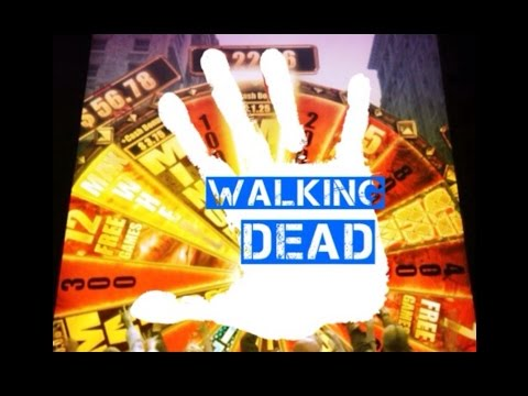 **BIGGEST Max Wheel WIN** The Walking Dead slot machine HUGE WIN
